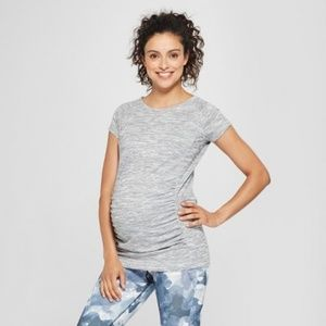 Maternity Active Short Sleeve T-Shirt